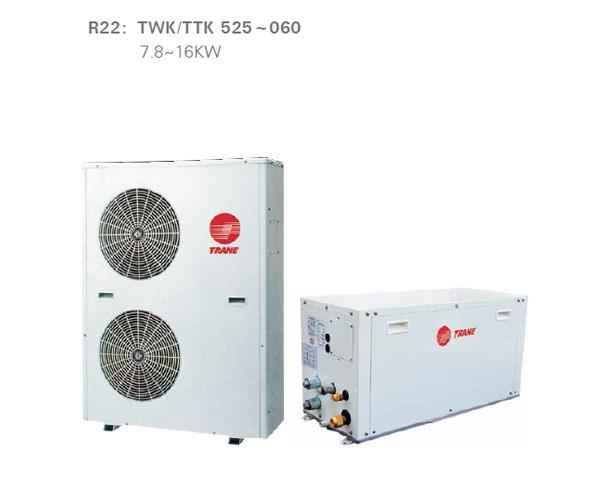 风冷涡旋冷水(热泵)机组 Split Koolman系列