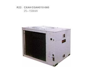 风冷冷水(热泵)机组 Aquassey系列